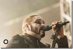 Powerwolf - Metal Hammer Paradise 2014