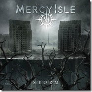 Mercy Isle-Storm Album Cover