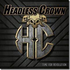 headlesscrown_timetorevolution_cover