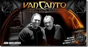 Van Canto Stef mit John Rhys-Davies