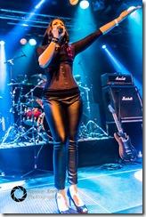 Kassy - singer of Mercy Isle