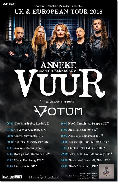 VUUR Tour