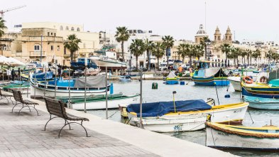 Marsaxlokk - Fishing Village
