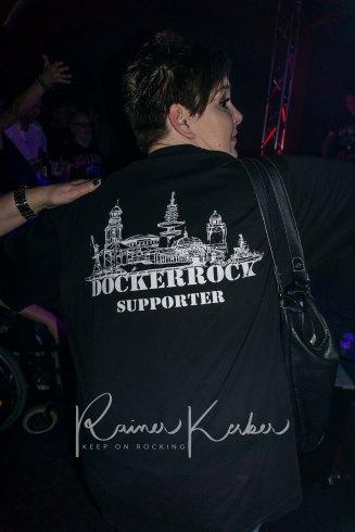 Dockerrock - Fans