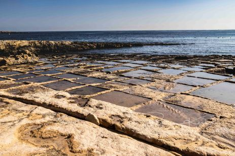 Marsaskala - old saline