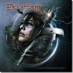 DeepSun-DasErbeDerWelt_Frontcover