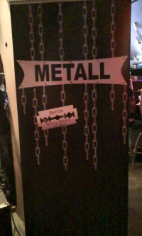 Sidedrop Metall