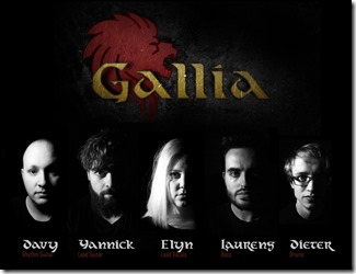GALLIA THE BAND