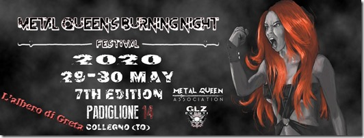 Metal Queen's Burning Night 2020