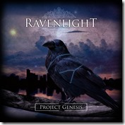 cover Ravenlight - Project Genesis