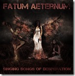 cover Fatum Aeternum - Singing Songs of Desperation