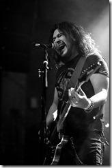 Alejandro Giusti - Vocals and guitar