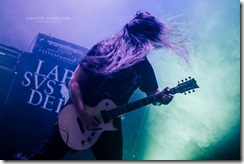 Rodrigo Poblete - Guitars and vocals