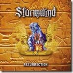 Stormwind - Resurrection (Re-Master & Bonus Tracks) - Artwork