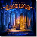 Marco Garau's Magic Opera - The Golden Pentacle(Album Cover)
