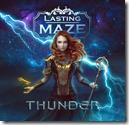 Lasting Maze - Thunder (Cover Art)