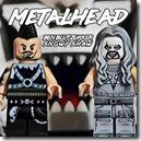 Cover Artwork - Ben Blutzukker feat. Snowy Shaw - Metalhead