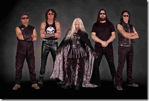 Queen of Distortion - Band