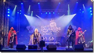 QUEEN OF DISTORTION live in Isernhagen 2020_06_19