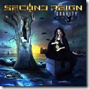 Second Reign - Gravity - Cover - RGB